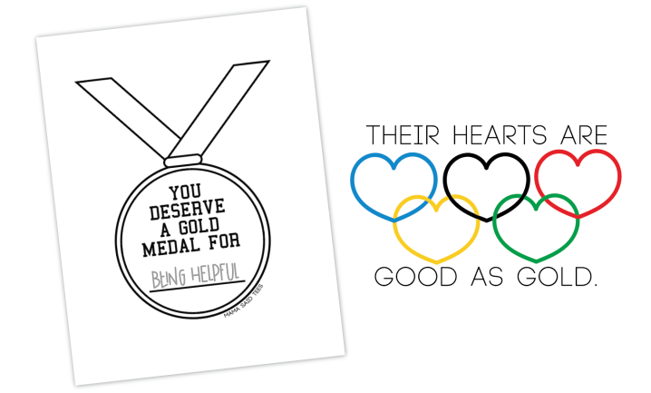 Is Kindness an OlympicSport?
