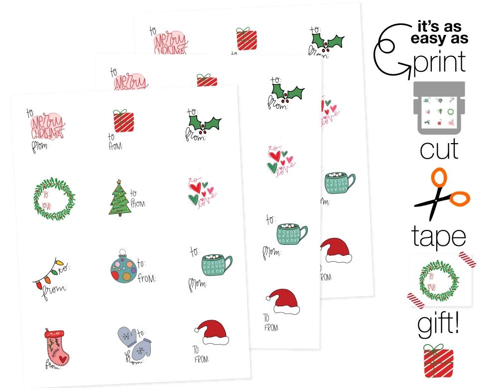 Free_Christmas_Tags
